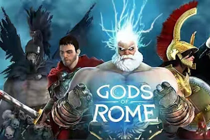 Gods of Rome v1.9.1a Full Apk Download