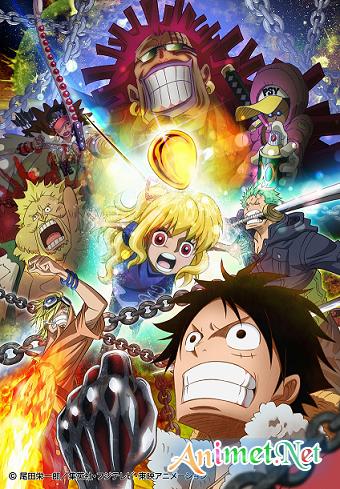 One Piece Special 10 : Heart of Gold - One Piece: Heart of Gold   Đảo Hải tặc tập đặc biệt Trái Tim Vàng (2016)
