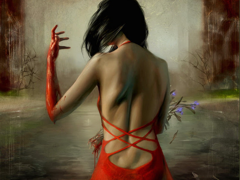 Bloody Swamp Girl, Magic Beauties 2