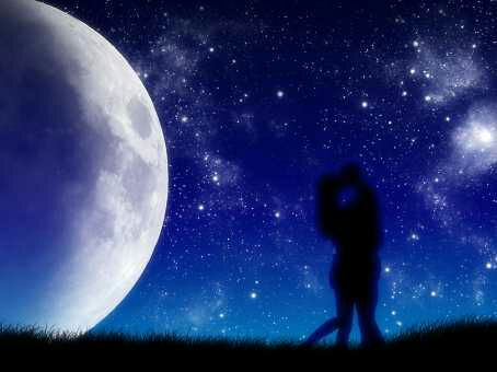 Love in the Stary night