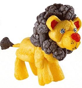 manualidades-niños-fecula-patata-material-leon