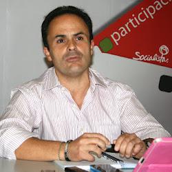 Manuel Gómez, candidato a la alcaldía de Montijo