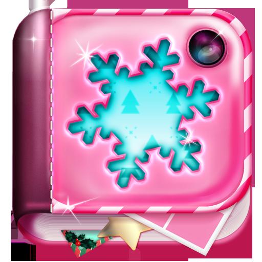 クリスマスフォトコラージュメーカー 娛樂 LOGO-玩APPs