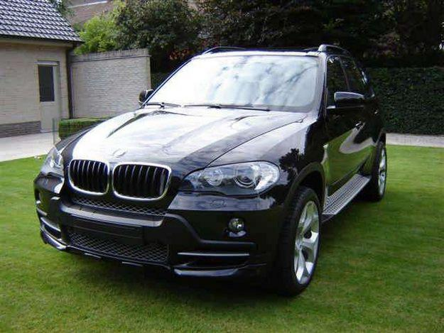 Bmw Automobiles Bmw X5 2007 Black