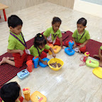Cooking Experience for Nursery at Witty World