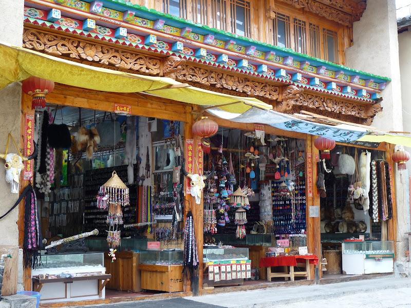 Chine.Yunnan. Ganten Sumtsenling Monastery, Shangri la - P1260167.JPG