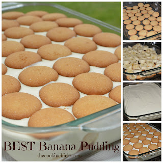 Baked Banana Pudding Condensed Milk Recipes
