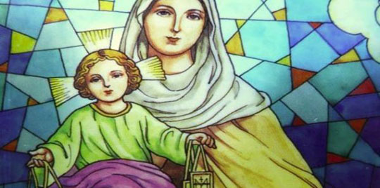 Maria – Người Nữ Thánh Thể