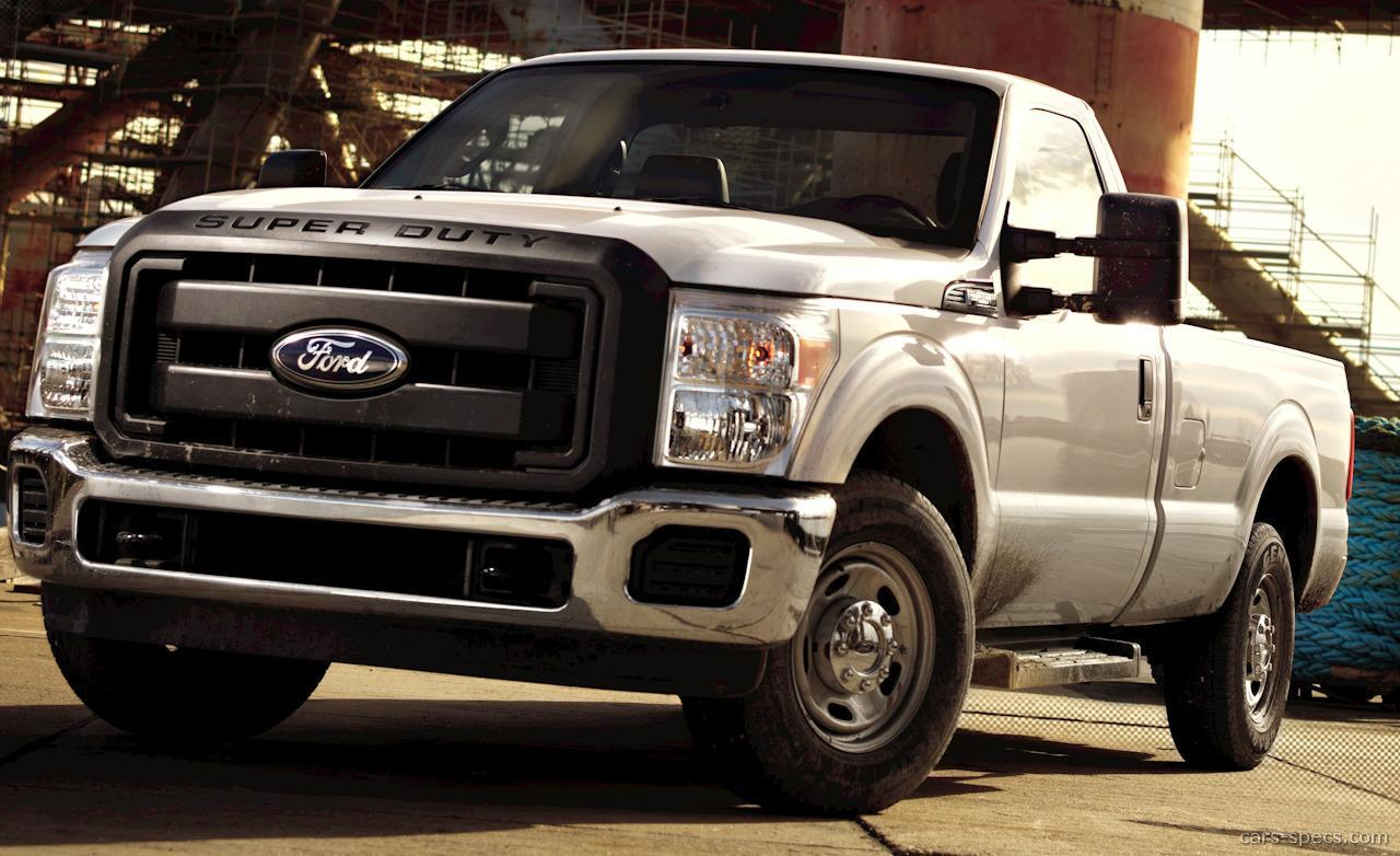 2011 ford f 250 super duty regular cab specifications pictures prices. Black Bedroom Furniture Sets. Home Design Ideas