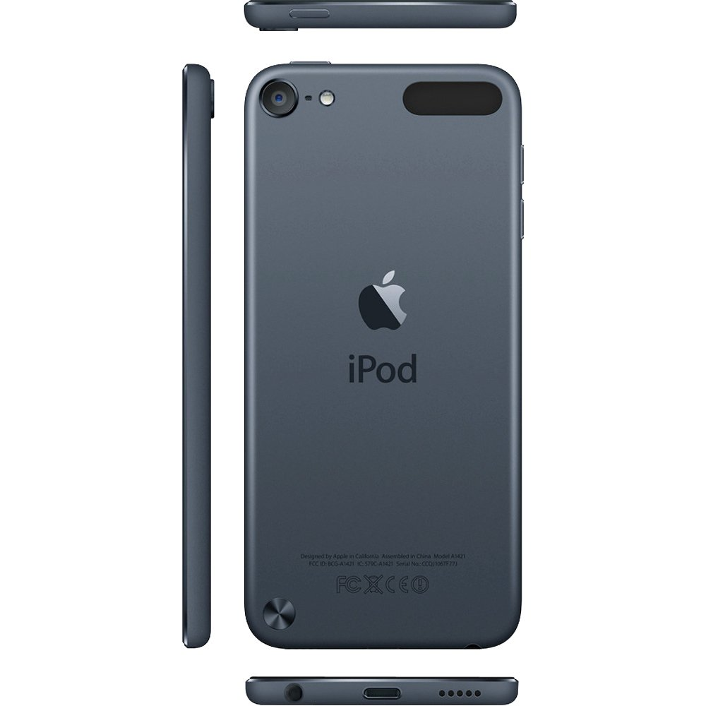 Apple iPod Touch 32GB 5th Generation Black New MD723LL A ...
