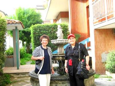 io   e Rosalba