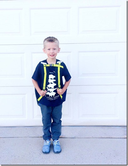 first day of kinder