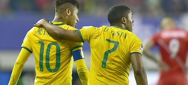 Brazil Vs Venezuela Highlights Wc Qualifier Brazil world cup qualifier matches. brazil vs venezuela highlights wc
