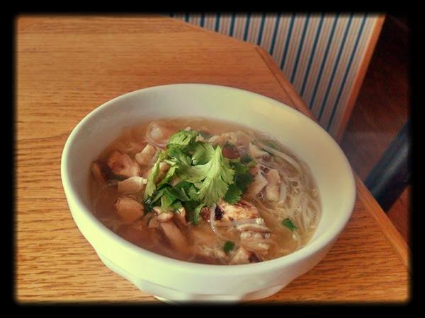 Pad Thai Soup Recipe
