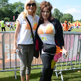 WWW.ENTSIMAGES.COM -  Gaby Roslin and Harriet Thorpe   at    THE SUNWALK LONDON 2013                                                  Photo Mobis Photos/OIC 0203 174 1069
