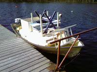 och i båten med allt