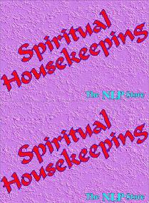 Cover of Richard Bandler's Book Spiritual Housekeeping