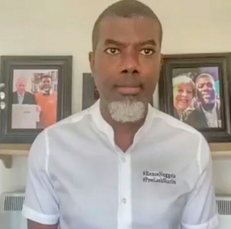 Spending money on a woman just because you are dating her is not generosity, it is stupidity - Reno Omokri tells men