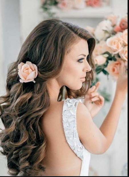 Latest Wedding Hairstyles For Long Hair 11