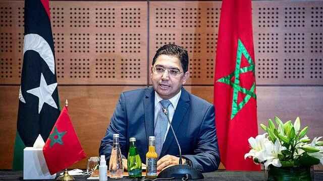 """Marruecos acusa a España de """"europeizar la crisis actual"""" y recalca que """"no ha terminado"""" con la salida de Brahim Ghali."""