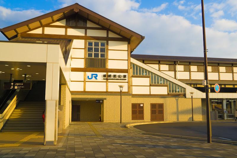 京都 嵯峨嵐山駅 写真