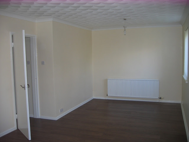 Redecoration of a high quality flat at the Colonades In Liverpool City Centre