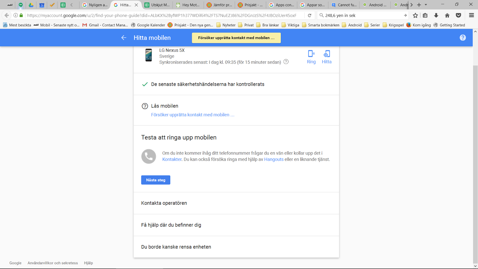Re Cannot Fully Disable Phone Google Product Forums