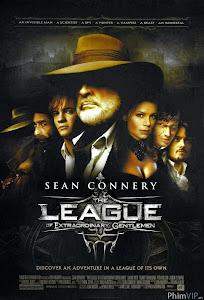 Thợ Săn Siêu Hạng - The League Of Extraordinary Gentlemen poster