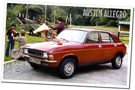 Austin Allegro - autodimerda.it