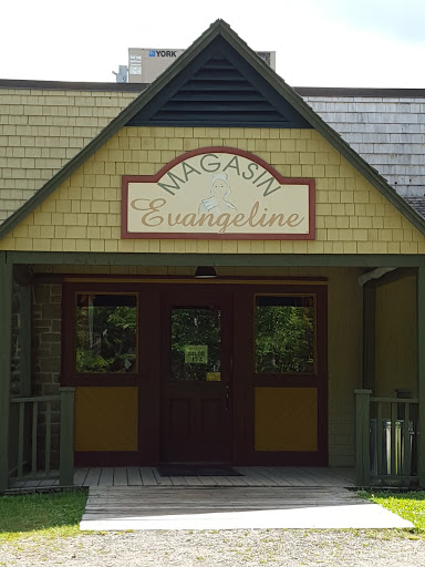Evangeline is a very important story about Acadian history. The cafe at the VHA is called Magasin Evangeline. Stop in for a bite!