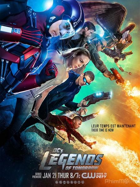 Huyền thoại của ngày mai (Phần 2) - DC's Legends of Tomorrow (Season 2) 2016
