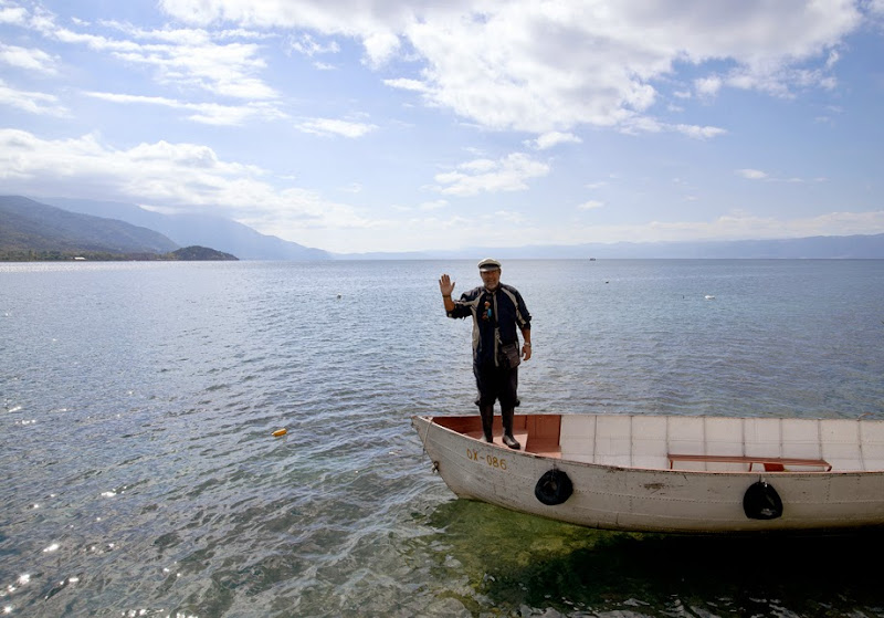 36. Guide of Lake Ohrid