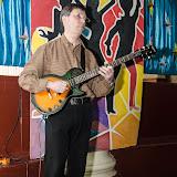 Андрей Иванов - соло на гитаре