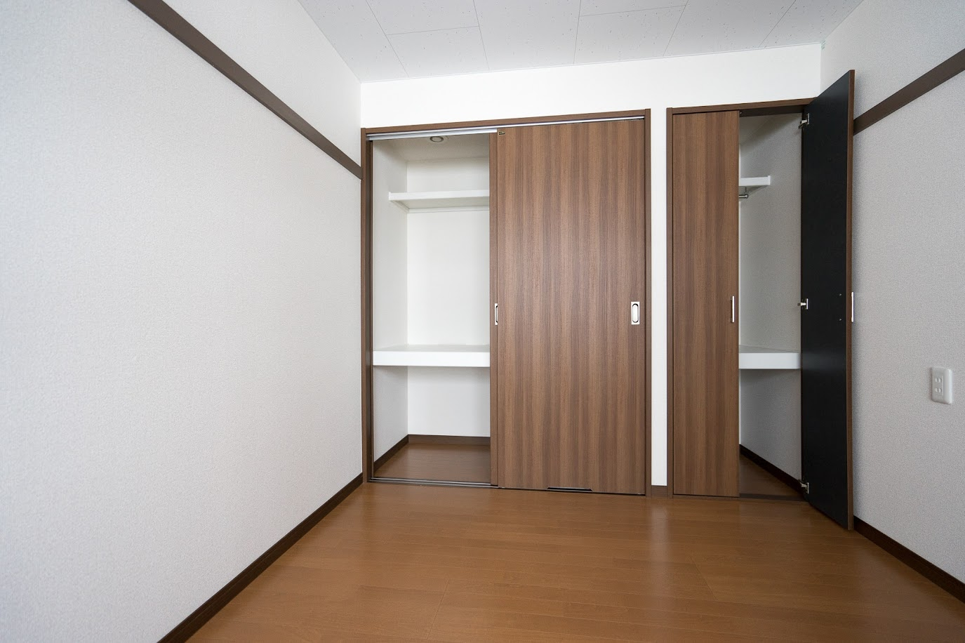 3LDK・ベットルーム・クローゼット