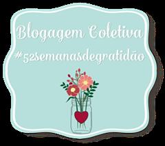 Elaine Gratidão - selo da blogagem