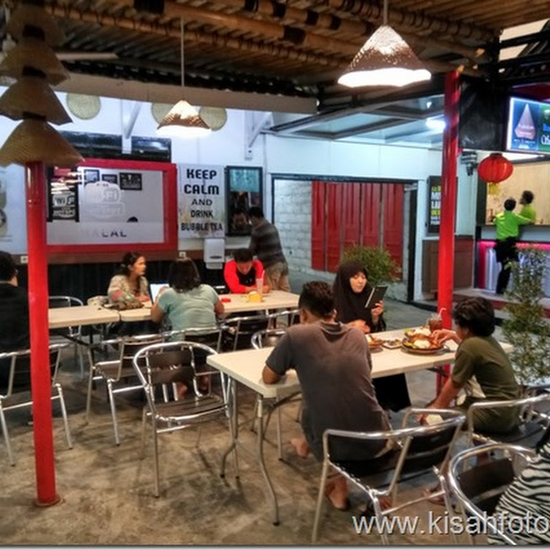 Menikmati Akhir Pekan di Kukusan Kafe Boyolali