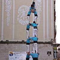 XVI Diada dels Castellers de Lleida 23-10-10 - 20101023_174_3d7_CdT_Lleida_XVI_Diada_de_CdL.jpg