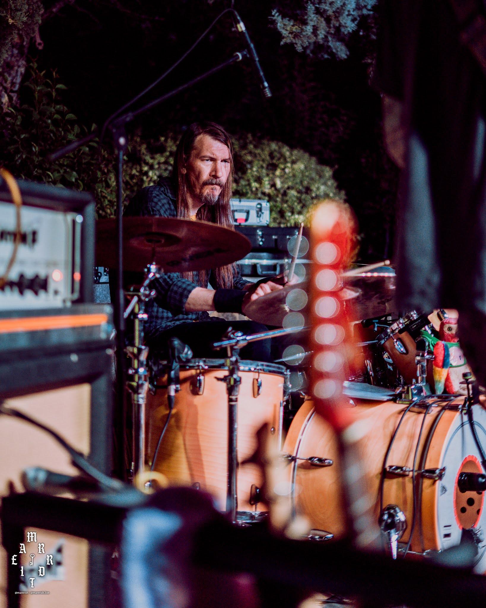 Matthias Glass percusión