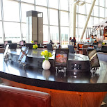 I had to include this - Toronto's new airport lounge is amazing, tablets everywhere - Toronto stepping it up in Seoul, Seoul Special City, South Korea