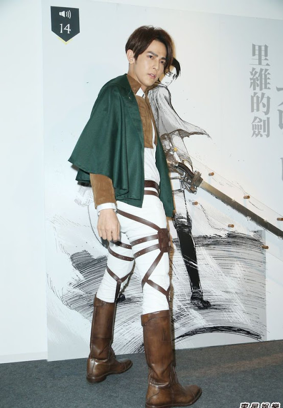 Jiro Wang / Wang Dongcheng China Actor