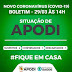 Confirmado o primeiro caso de COVID-19 em Apodi/RN