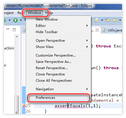 Optimize static import assist in Eclipse | Code Breeze !