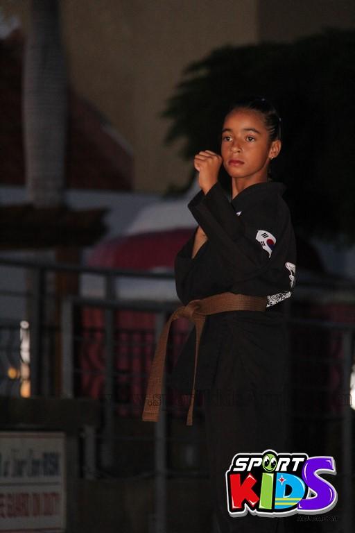 show di nos Reina Infantil di Aruba su carnaval Jaidyleen Tromp den Tang Soo Do - IMG_8571.JPG
