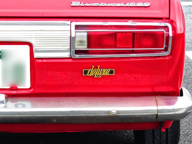 ニッサン510ブルーバード1600SSS セダン-6