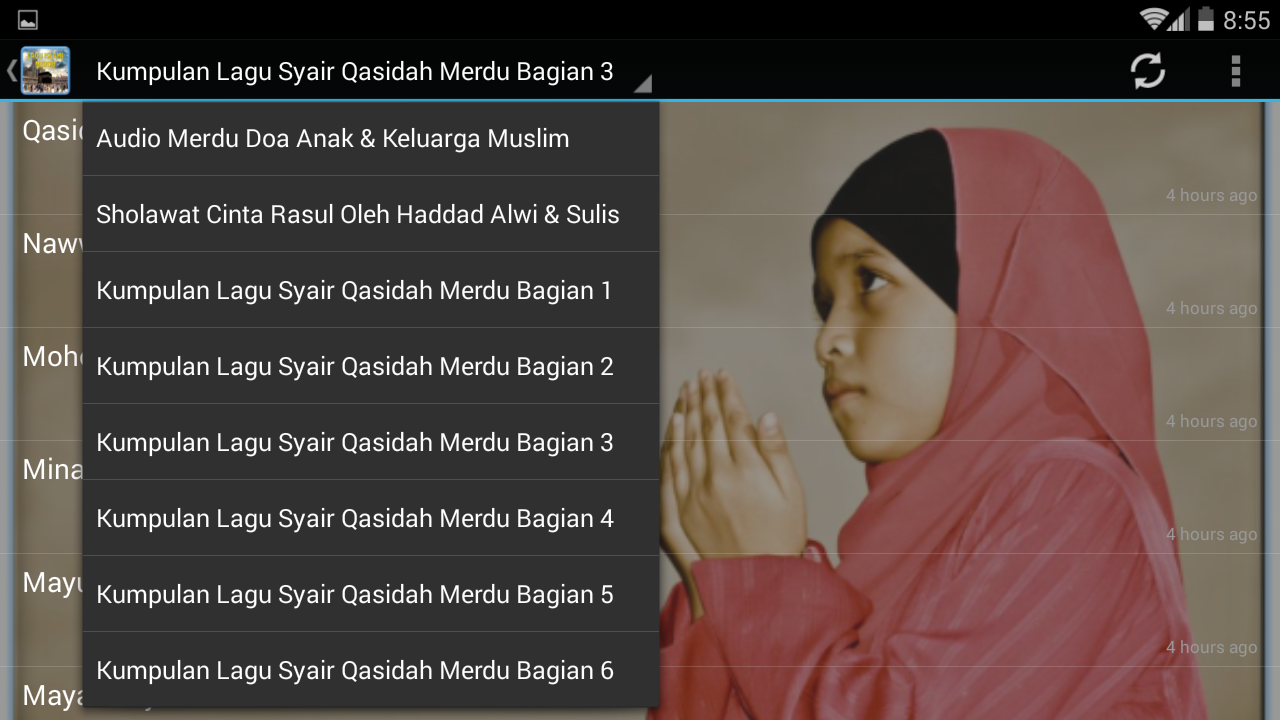 Kumpulan Lagu Islami Merdu Android Apps On Google Play