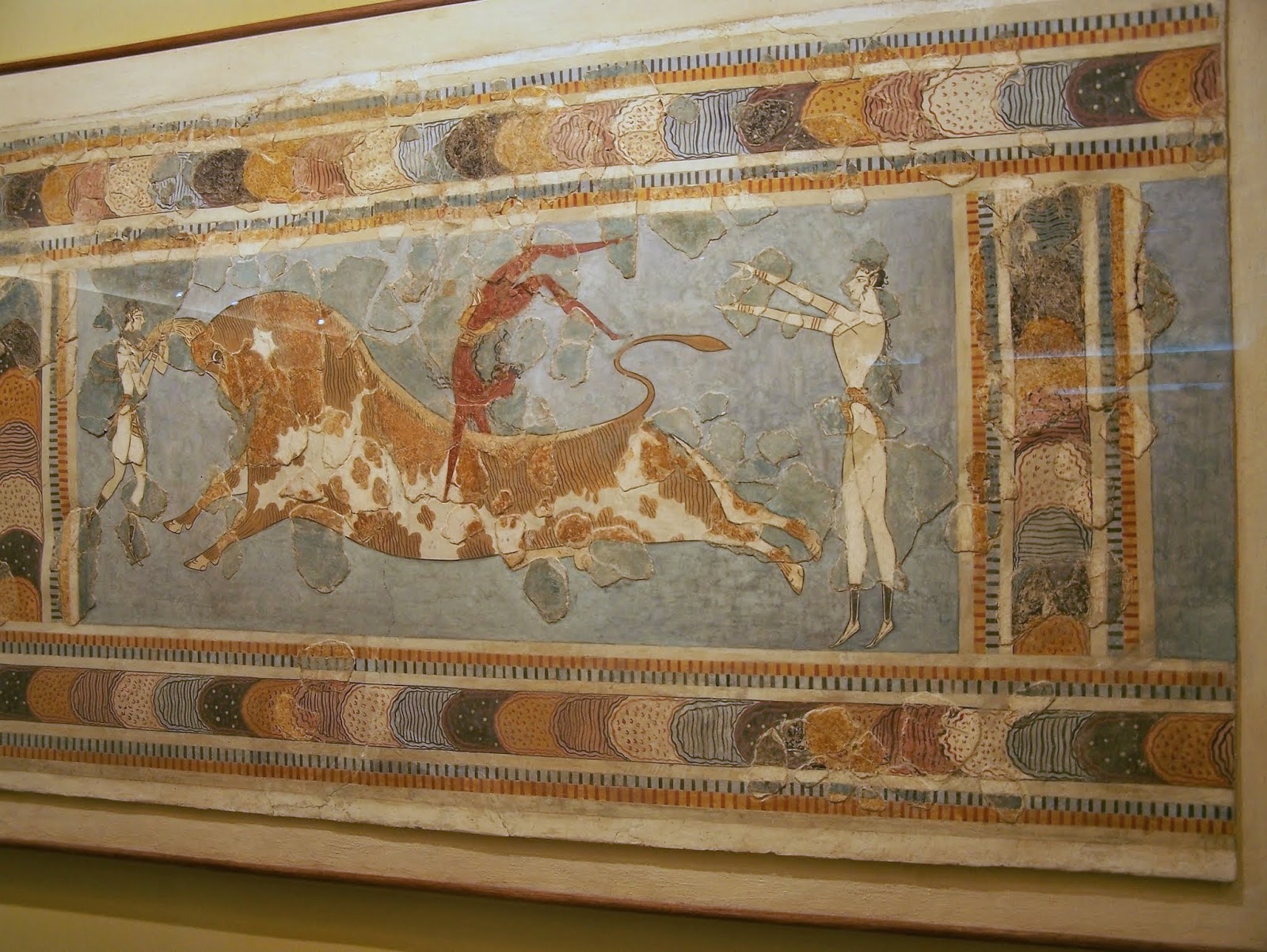 My Photos: Greece -- Crete -- Knossos -- The Heraklion Museum