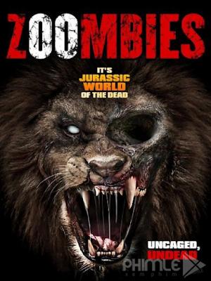 Phim Sở Thú Xác Sống - Zoombies (2016)