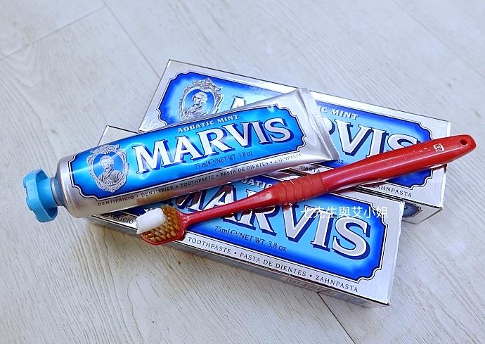9 Marvis 好市多購物 義大利牙膏 牙膏界愛馬仕