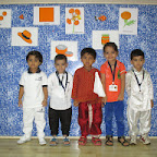 Orange Colour Celebration (Nursery) 8-8-16