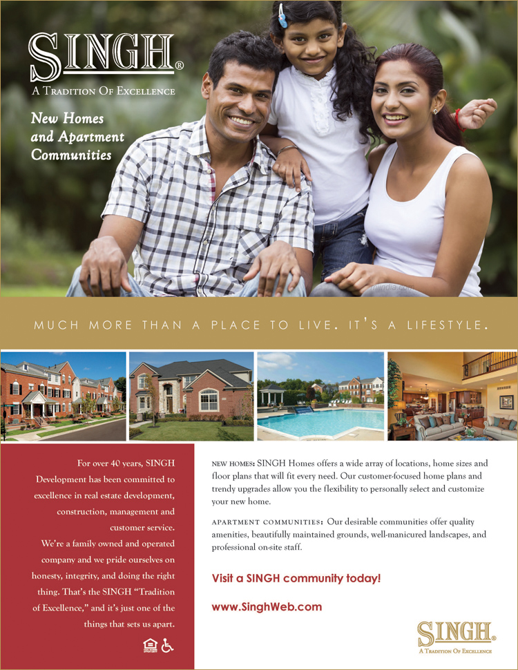 Singh Homes in Michigan